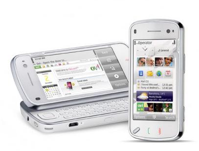 Rei's Phone. Nokia-n97